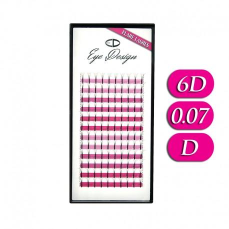 Objemové trsy - 6D - D 0,07