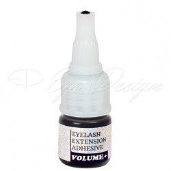 Lepidlo na řasy - Volume+ 5g - Adhezivum na prodlužování řas