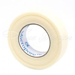 Papírová páska Micropore na prodlužování řas