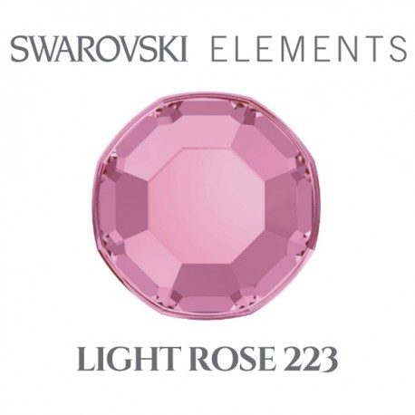 Swarovski Elements - Light Rose
