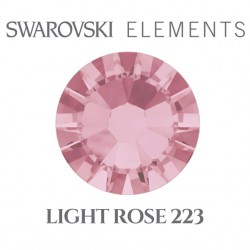 Swarovski Elements - Light Rose