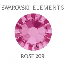Swarovski Elements - Rose