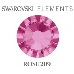 Swarovski Elements - Rose