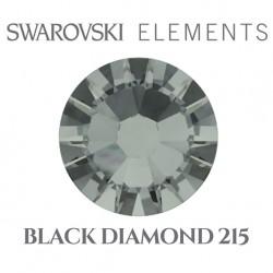 Swarovski Elements - Black Diamond
