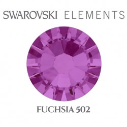 Swarovski Elements - Fuchsia