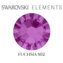 Swarovski Elements - Fuchsia