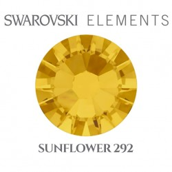Swarovski Elements - Sunflower