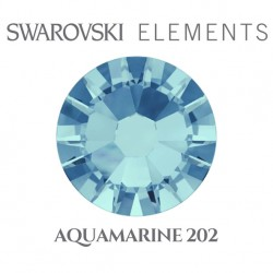 Swarovski Elements - Aquamarine