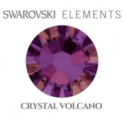 Swarovski Elements - Crystal Volcano