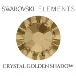 Swarovski Elements - Crystal Golden Shadow