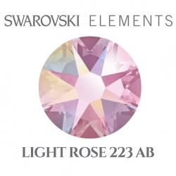 Swarovski Elements - Light Rose AB