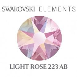 Swarovski Elements - Light Rose AB